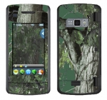 LG enV Touch Skin :: Tree Camo Green