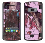 LG enV Touch Skin :: Tree Camo Pink