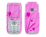 LG Rumor Skin :: Floating Hearts