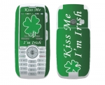 LG Rumor Skin :: Kiss Me Irish