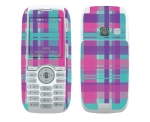 LG Rumor Skin :: Candy Shop Plaid
