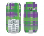 LG Rumor Skin :: Punk Rock Plaid