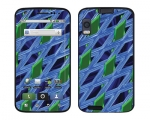 Motorola Atrix Skin :: Diamond Craze