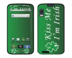 Motorola Atrix Skin :: Kiss Me Irish