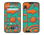 Motorola Atrix Skin :: Shape Up