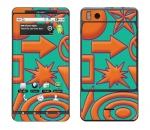 Motorola Droid X Skin :: Shape Up