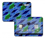Motorola Xoom Skin :: Diamond Craze