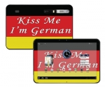 Motorola Xoom Skin :: Kiss Me German