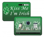 Motorola Xoom Skin :: Kiss Me Irish