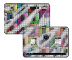 Motorola Xoom Skin :: Shredded Circuit