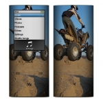 Apple Nano 4th Gen Skin :: ATV Rider