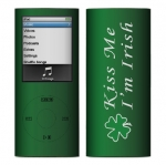 Apple Nano 4th Gen Skin :: Kiss Me Irish