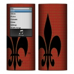 Apple Nano 4th Gen Skin :: Royal Heraldry