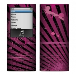 Apple Nano 4th Gen Skin :: Splatter Pink