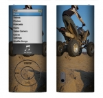 Apple Nano 5th Gen Skin :: ATV Rider
