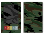 Barnes & Noble Nook Skin :: Camo Green