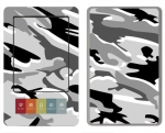 Barnes & Noble Nook Skin :: Camo Snow