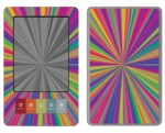 Barnes & Noble Nook Skin :: Color Blast