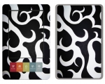 Barnes & Noble Nook Skin :: Curly Contours