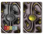 Barnes & Noble Nook Skin :: Cynic Yellow