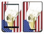 Barnes & Noble Nook Color Skin :: American Flag 3