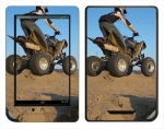 Barnes & Noble Nook Color Skin :: ATV Rider