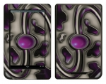 Barnes & Noble Nook Color Skin :: Cynic Purple