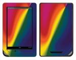 Barnes & Noble Nook Color Skin :: Polar Spectrum