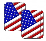 Barnes & Noble Nook Touch Skin :: American Flag 1