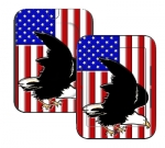 Barnes & Noble Nook Touch Skin :: American Flag 2