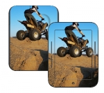 Barnes & Noble Nook Touch Skin :: ATV Rider
