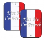 Barnes & Noble Nook Touch Skin :: Kiss Me French