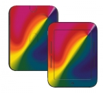 Barnes & Noble Nook Touch Skin :: Polar Spectrum