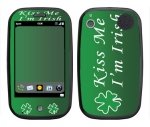 Palm Pre Skin :: Kiss Me Irish