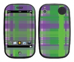 Palm Pre Skin :: Punk Rock Plaid