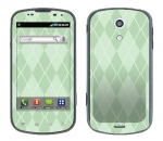 Samsung Epic Skin :: Argyle Green