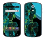 Samsung Epic Skin :: Cosmic Flowers 2