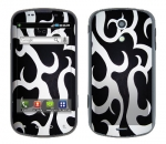 Samsung Epic Skin :: Curly Contours