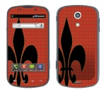 Samsung Epic Skin :: Royal Heraldry