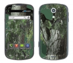 Samsung Epic Skin :: Tree Camo Green