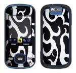 Samsung Exclaim Skin :: Curly Contours