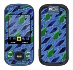Samsung Exclaim Skin :: Diamond Craze