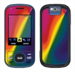 Samsung Exclaim Skin :: Polar Spectrum