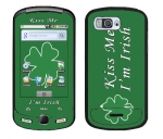 Samsung Moment Skin :: Kiss Me Irish