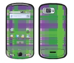 Samsung Moment Skin :: Punk Rock Plaid