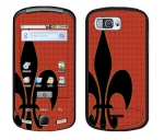 Samsung Moment Skin :: Royal Heraldry
