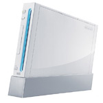 Nintendo Wii Console Skins