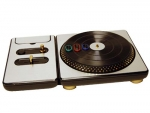 DJ Hero for the PS2, PS3, and 360 Skin :: Brushed Silver