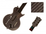 Guitar Hero 3 Les Paul Guitar for the Nintendo Wii Skin :: Carbon Fiber