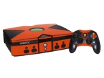 Microsoft Xbox Skin :: Orange